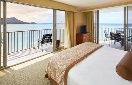 Suite Outrigger Reef Waikiki Beach Resort