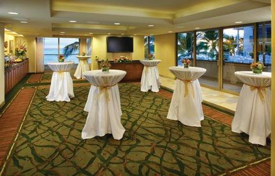 Sala congressi Outrigger Reef Waikiki Beach Resort