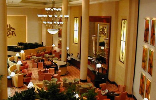 Hall Little Rock Marriott