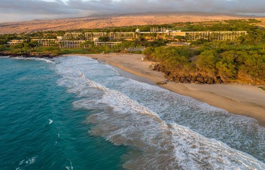 Buitenaanzicht The Westin Hapuna Beach Resort