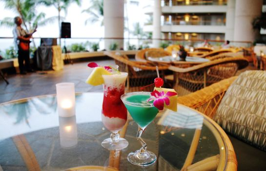 Hotelbar Hapuna Beach Resort