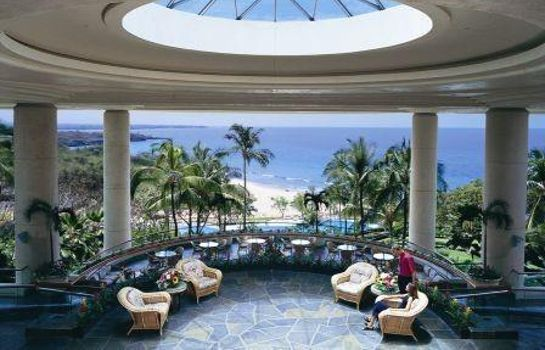 Hotelhalle Hapuna Beach Resort