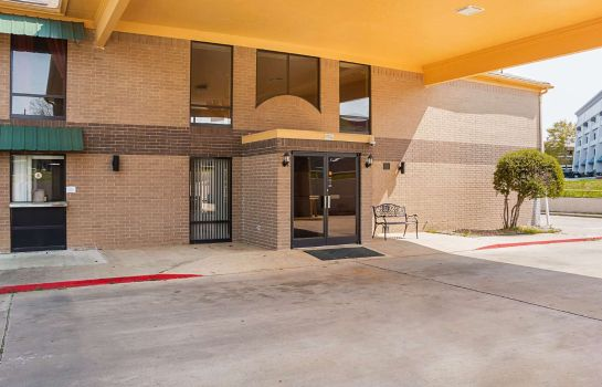 Vista exterior Quality Inn Texarkana