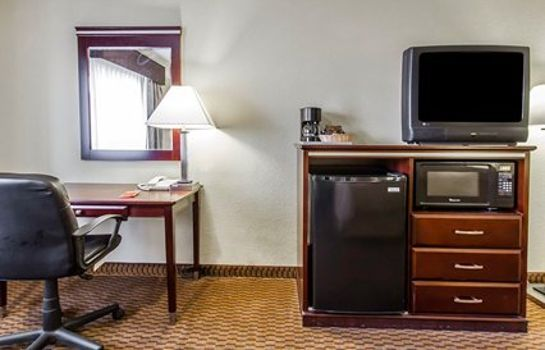 Zimmer Econo Lodge Inn & Suites Mesa