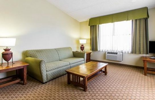 Suite Quality Inn Navajo Nation