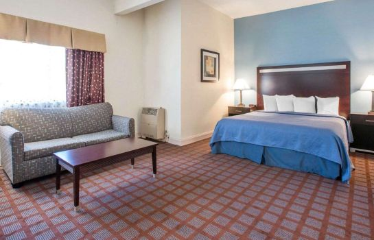 Suite Quality Inn near Mammoth Mountain Ski Resort