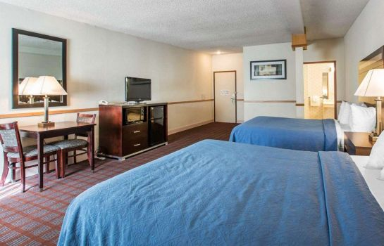 Habitación Quality Inn near Mammoth Mountain Ski Resort