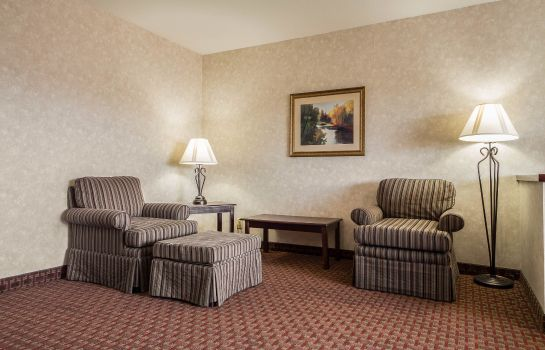 Zimmer Comfort Inn Silicon Valley East