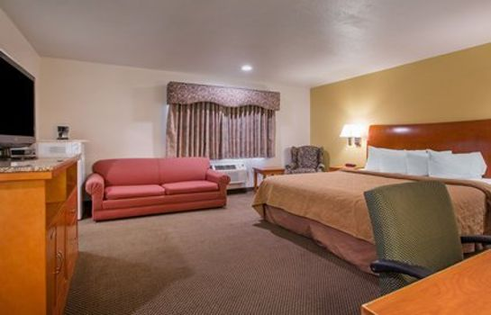 Suite Quality Inn Santa Cruz