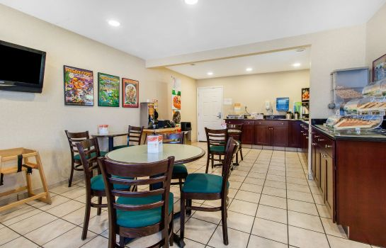 Restaurant Quality Inn Eureka - Redwoods Area