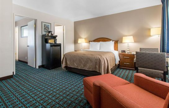 Suite Quality Inn Eureka - Redwoods Area