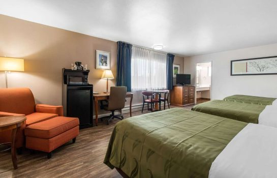 Room Quality Inn Eureka - Redwoods Area