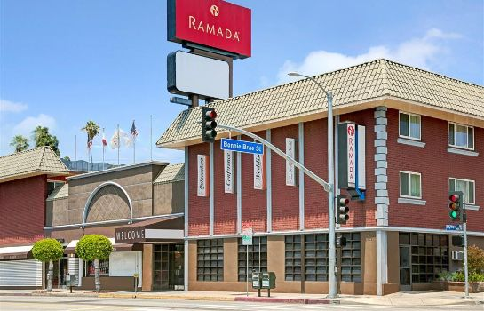 Exterior view RAMADA LOS ANGELES DOWNTOWN W