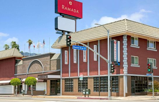 Vista exterior RAMADA LOS ANGELES DOWNTOWN W
