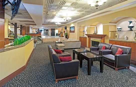 Lobby RAMADA LOS ANGELES DOWNTOWN W