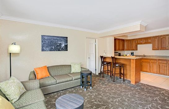 Suite RAMADA LOS ANGELES DOWNTOWN W