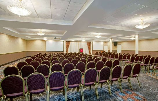 Conference room RAMADA LOS ANGELES DOWNTOWN W