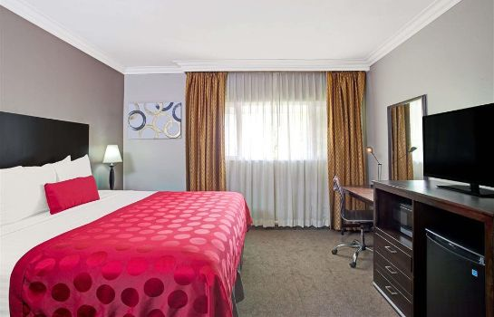 Zimmer RAMADA LOS ANGELES DOWNTOWN W