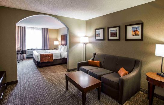 Suite Comfort Suites Lakewood - Denver