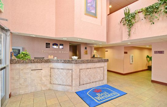 Hotelhalle Best Western Executive Inn & Suites