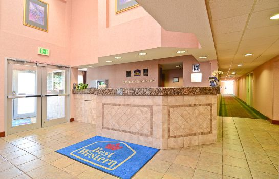 Lobby BEST WESTERN EXECUTIVE INN