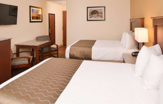 Zimmer Best Western Executive Inn & Suites