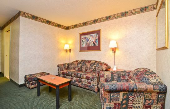 Room BEST WESTERN EXECUTIVE INN