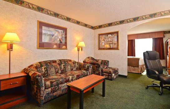 Camera BEST WESTERN EXECUTIVE INN