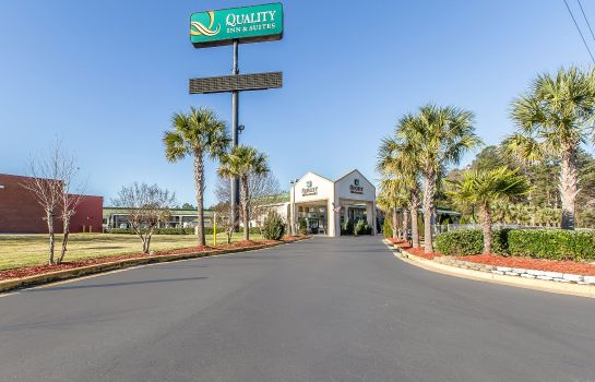 Außenansicht Quality Inn and Suites Macon North