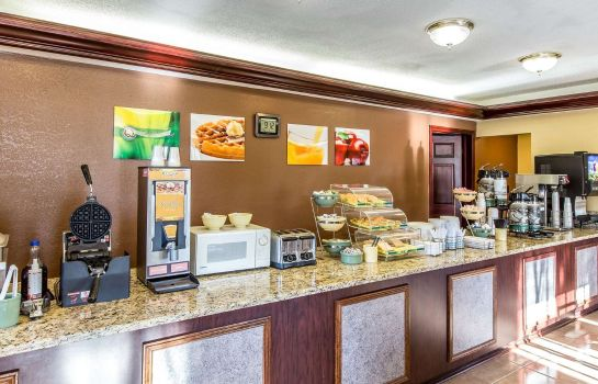 Restaurant Quality Inn and Suites Macon North