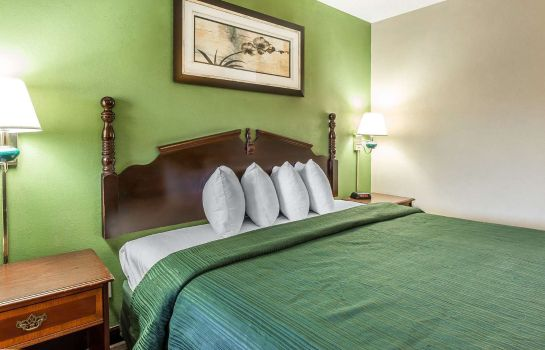 Doppelzimmer Komfort Quality Inn and Suites Macon North