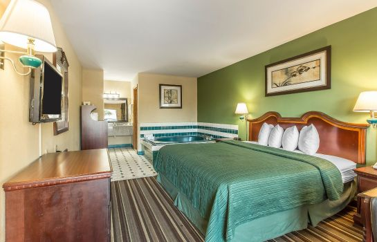 Zimmer Quality Inn and Suites Macon North