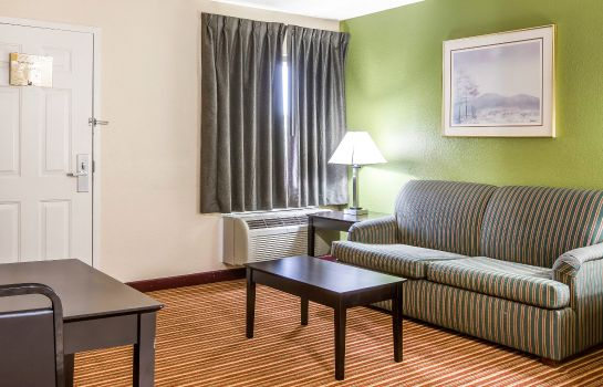 Zimmer Suburban Extended Stay Hotel Augusta