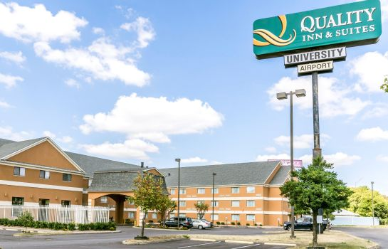 Außenansicht Quality Inn & Suites University/Airport