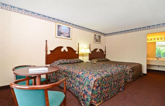 Kamers Red Carpet Inn & Suites Carneys Point