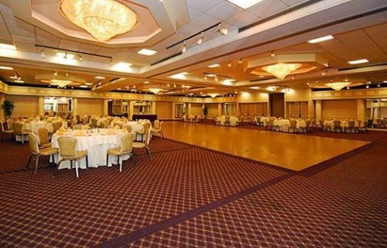 Sala de reuniones Quality Inn & Conference Center