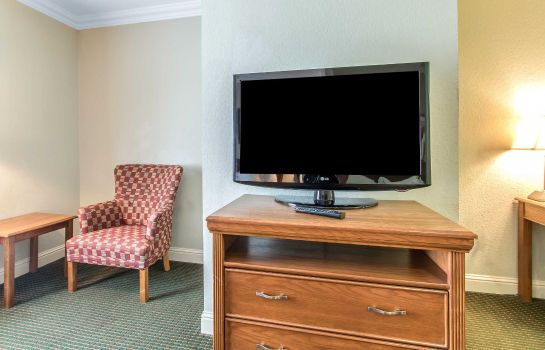 Suite Comfort Inn at Founders Tower