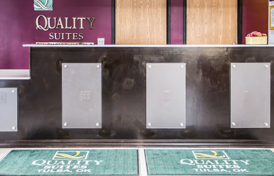 Hotelhalle Quality Suites I-44