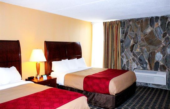 Zimmer Econo Lodge Inn and Suites