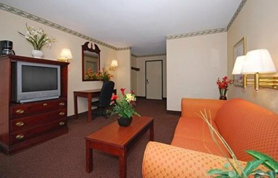 Suite Quality Inn Nashville