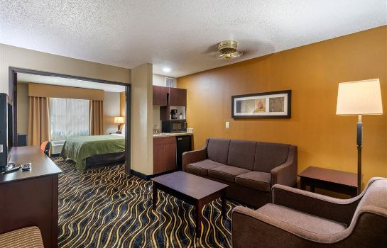 Suite Quality Suites Addison-Dallas Quality Suites Addison-Dallas