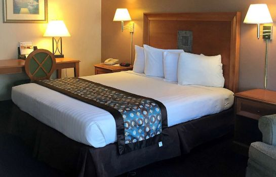 Chambre Americas Best Value Inn Austin