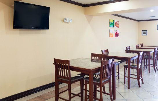 Restaurant Quality Suites Intercontinental Airport West