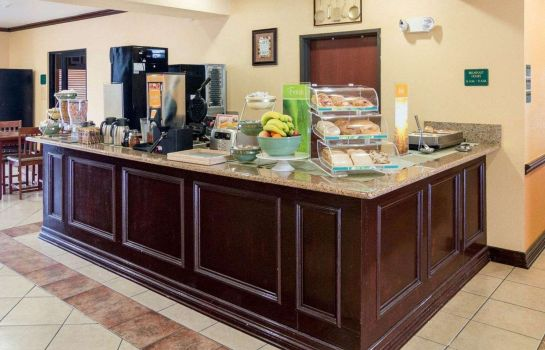 Restaurant Quality Suites Houston IAH Airport - Beltway 8