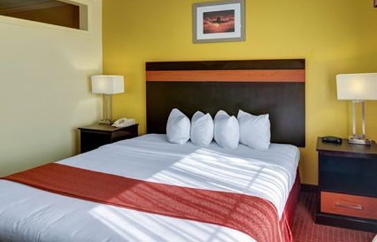 Suite Quality Suites Intercontinental Airport West