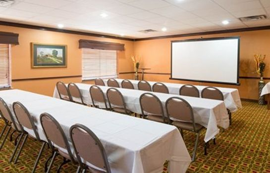 Sala de reuniones Quality Suites Intercontinental Airport West