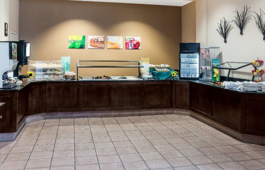 Restaurant Quality Suites Lake Wright - Norfolk Airport
