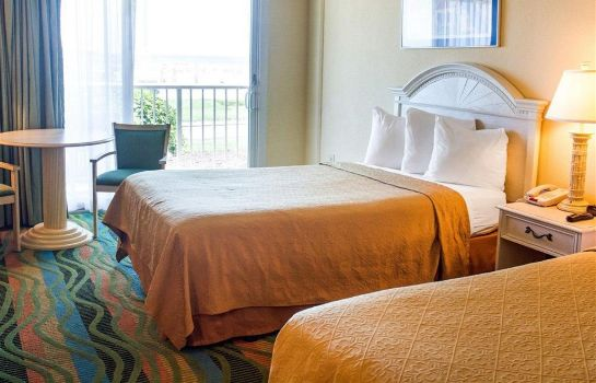 Zimmer Quality Inn and Suites Oceanfront
