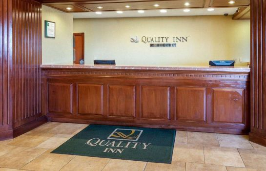 Hall Quality Inn Near Hampton Coliseum