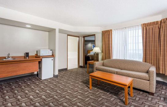 Suite WYNDHAM GARDEN MADISON FITCHBU